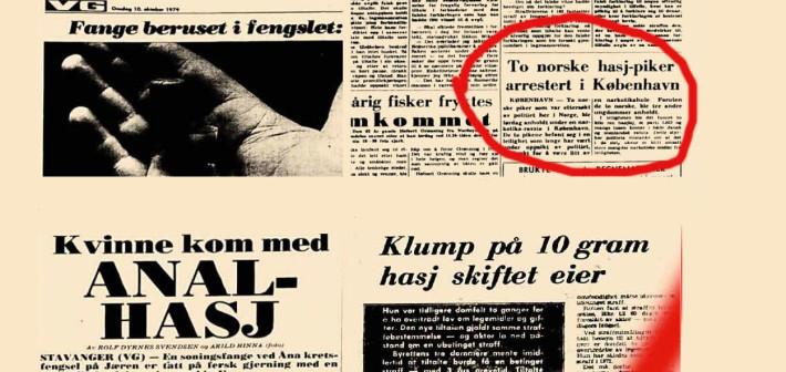Narkotiske nyheter fra 1960- og 70-tallet