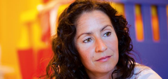 Veronica Orderud: — Jeg ble friere i fengsel