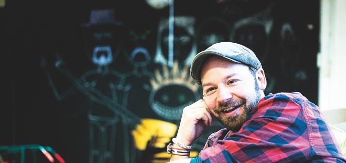 Petter jobber dag og natt med nye TV-prosjekter
