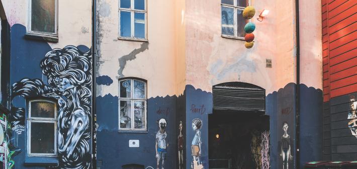 Oslo selger sjela