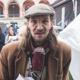 Morten er Grünerløkkas egen bohem
