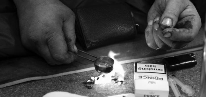 Erlik-selgere forteller hvordan rusen virker