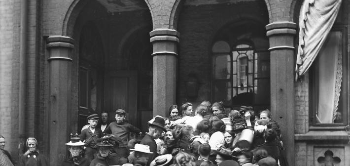 I Oslo ble løsgjengere pisket og barn sendt på tukthus