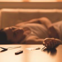 Opioid-døden rammer det hvite USA
