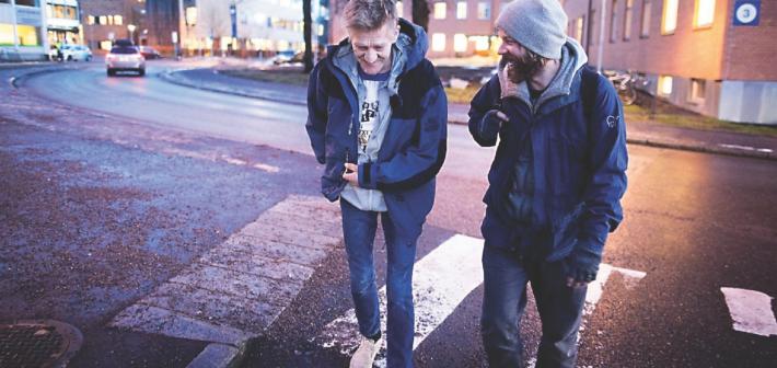 Petter Uteligger skriver om =Oslo