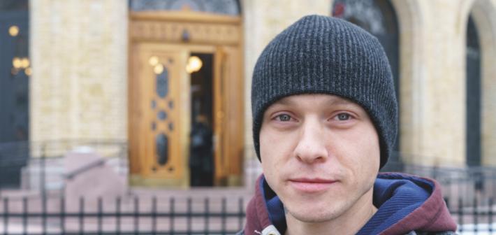 En sprøyte i måneden gjorde Aleksander rusfri