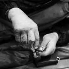 Færre begynner med heroin