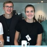 De har laget app til =Kaffe