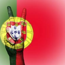 Riktig svar er «Portugal»