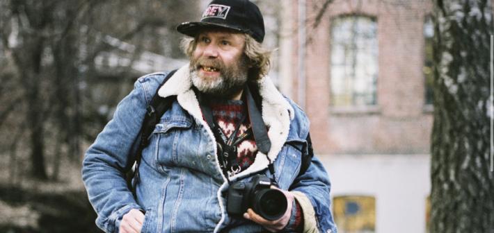 =Oslo-selger Rune fotograferer den tomme byen