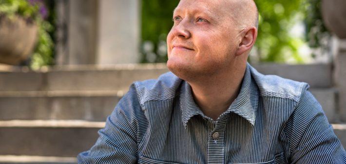 Tragedier hjalp Morten Joachim til topps