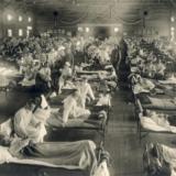 Pandemien som ble møtt med konjakk og fulle kinosaler