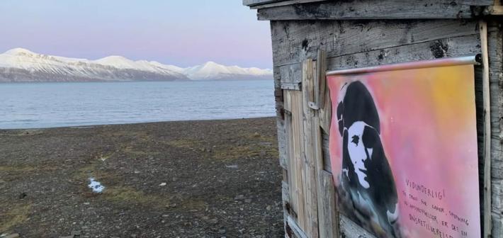 Frivillig isolasjon på Svalbard