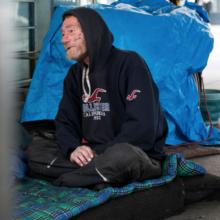 Danmark har kriminalisert hjemløshet
